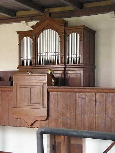 Orgue de Fouday