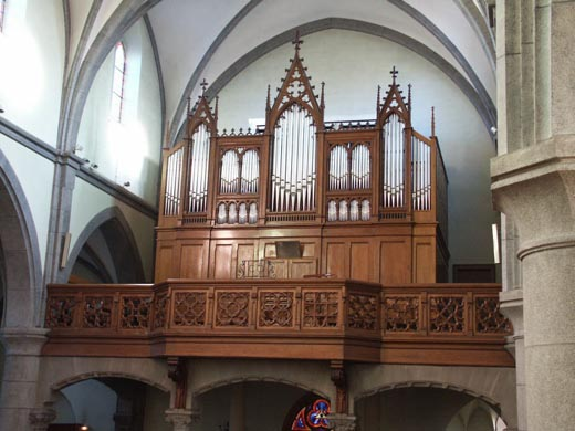 Orgue de Village-Neuf